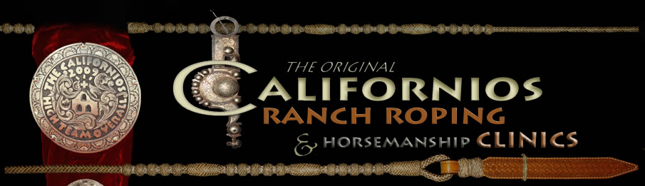 The Californios Ranch Roping & Stock Horse Contest